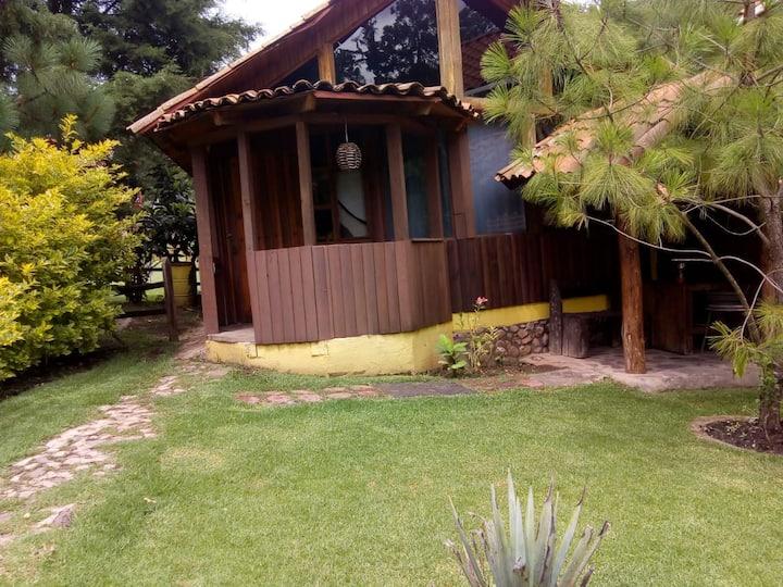 cabaña LA SUITE.