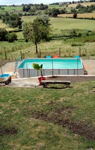 flamboyant margouilla - Jaligny-sur-Besbre - Guesthouse