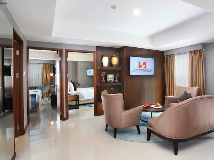 Luxury 2 Bedrooms in the Heart of Kuningan Jakarta