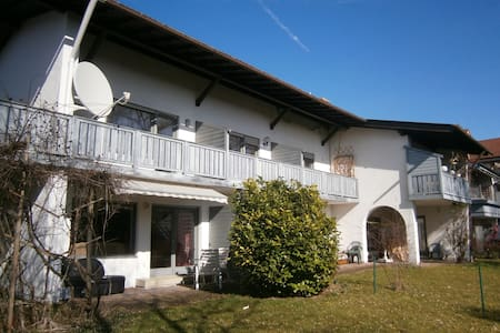 65 qm Appartement nördl. Stadtrand - Bad Aibling - Pis