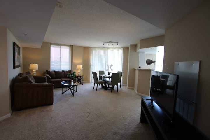 Fabulous Suite in Pentagon City -451
