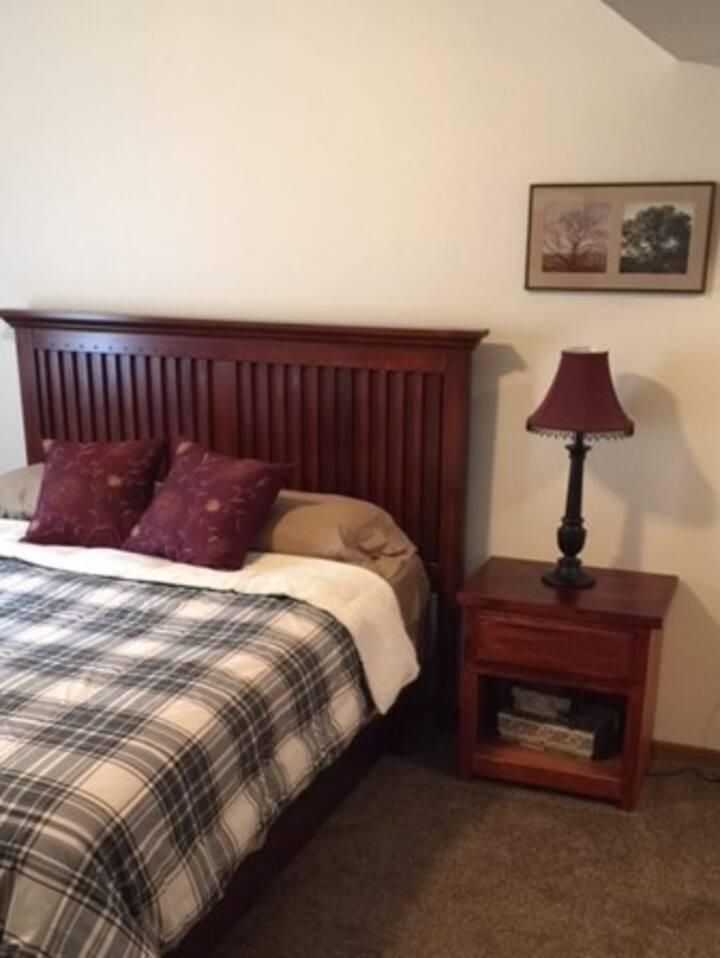 Exclusive 3 Bedroom 2 Bath Suite