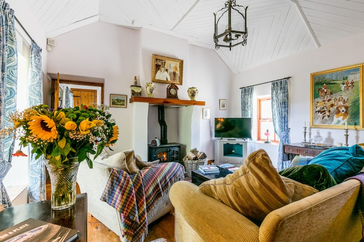 Luxury Irish Cottage