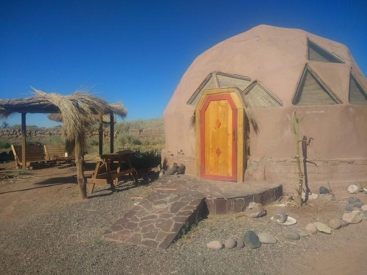 Domo del desierto