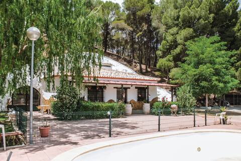 Casa-cueva rural Piena Alcudia De Guadix