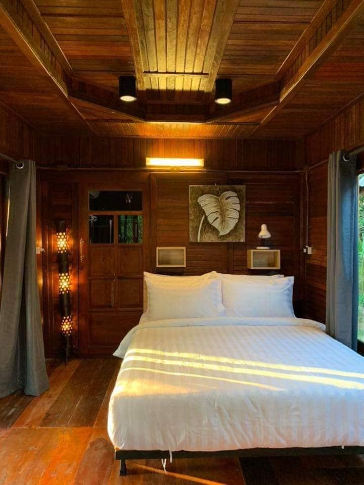 บ้านน็อคดาวน์ The Cabin