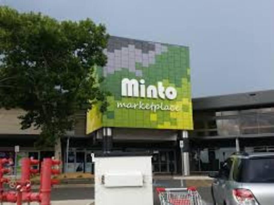 Minto Marketplace