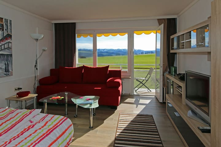 "Appartement ""Alpen-Panorama"" im Luftkurort"
