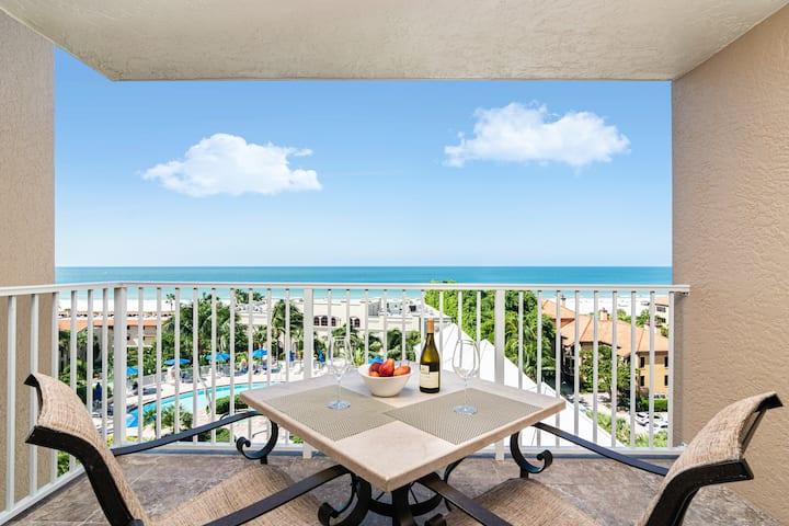 Marco Beach Ocean Resort Suite 1012 - Gulf View!