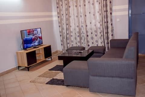 Appartement idéal pour courts et longs séjours