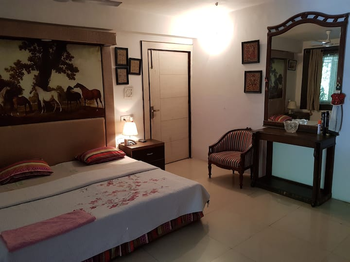 Noida Large Suite + en-suite (private Bathroom)