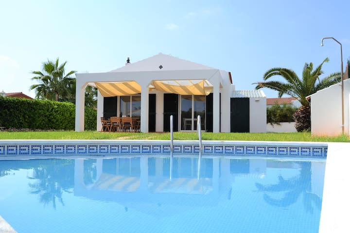 Fantastic house in Menorca