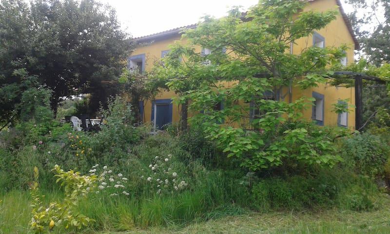 Finca Albergue Primavera Casa Ecologica    2 hect. - Aldeanueva de la Vera - Ev