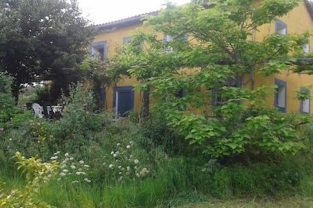 Finca Albergue Primavera Casa Ecologica    2 hect. - Aldeanueva de la Vera - Hus