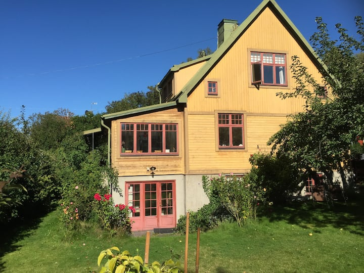Villa Stockholm, 900 meters to Globe Arena,