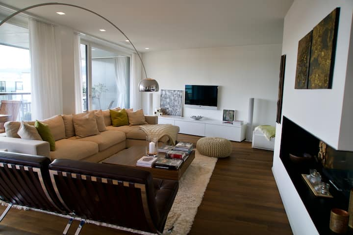 Everything you need to feel at home on 110m2