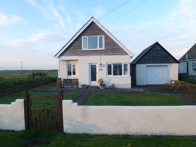 2 Beach Rd Lee over Sands St Osyth - Clacton-on-Sea - Chatka w górach