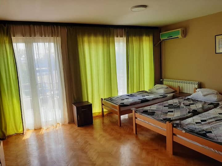 Sigma Rooms Šabac - smeštaj za grupe i radnike