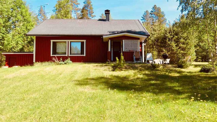 Finnish House close to Lake Savonlinna