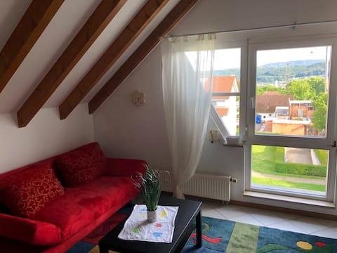 Tetto Piccolo, das kleine Dach (eigene Wohnung)