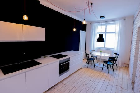 Newly renovated apartment close to OLD TOWN - Praga