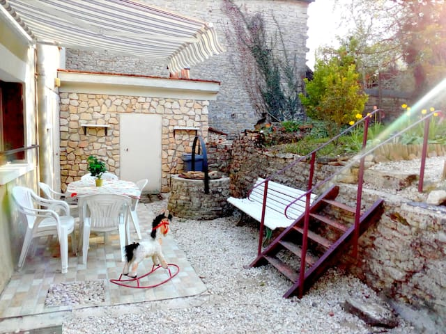 Gite de charme proche de Nigloland - Argançon - House
