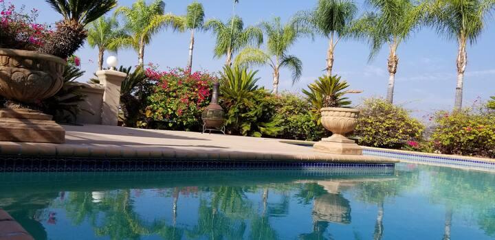 *Enjoy San Diego at Singing Hills*