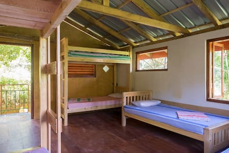 Eco hostel@ Sinharaja Rainforest - Asrama