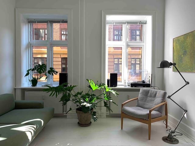 Charming apartment in the middle of Vesterbro