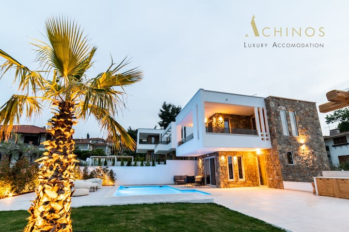 Achinos Luxury Accomodation -Pefkochori Chalkidiki