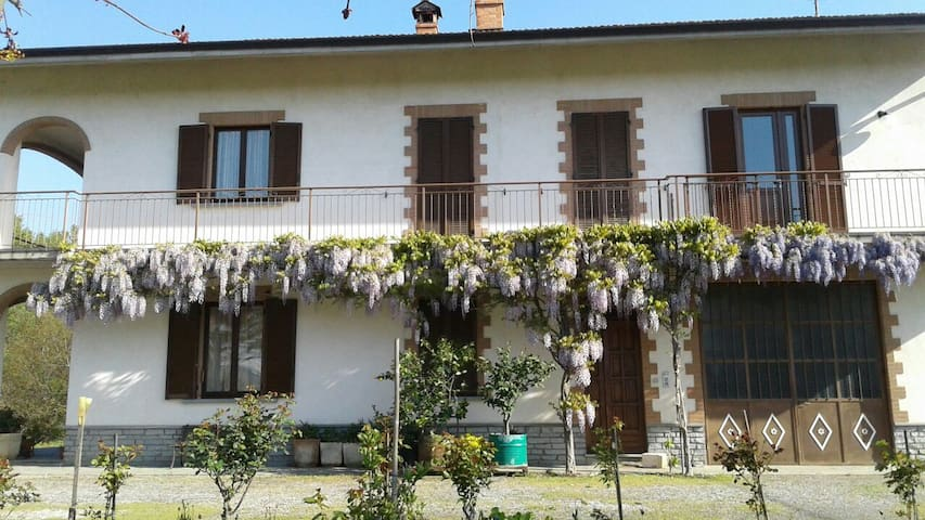 Casa San Luigi-La finestra sulle Langhe