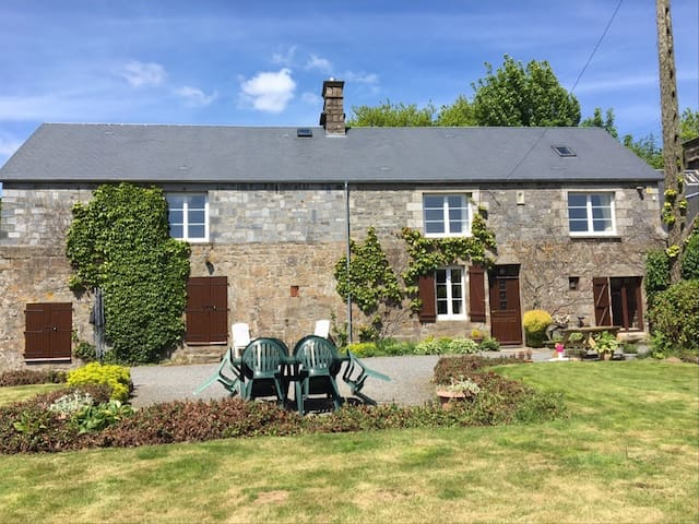 Normandy Farmhouse near the Forest of St Sever