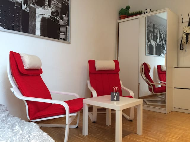 1 min from the Cathedral: small but nice apartment - Aachen - Apartamento