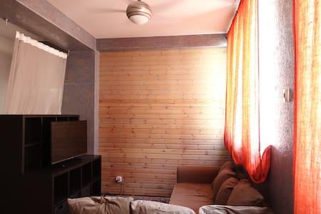 Уютные апартаменты-студио со всеми удобствами - Khosta - Lägenhet