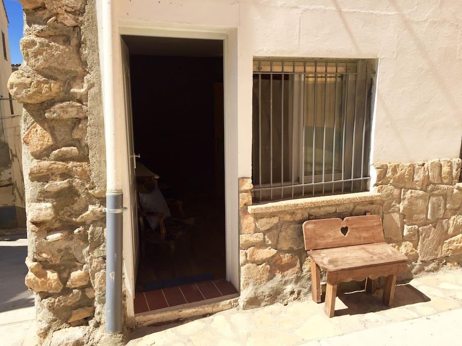 Entrada/Entry