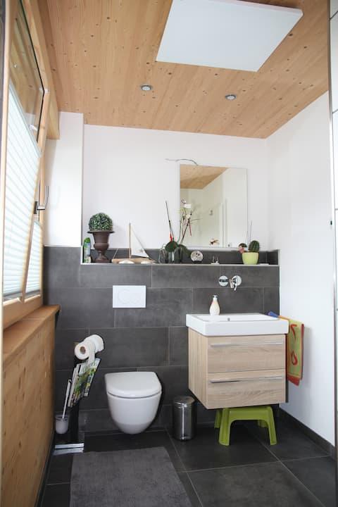 Privatzimmer mit Bad