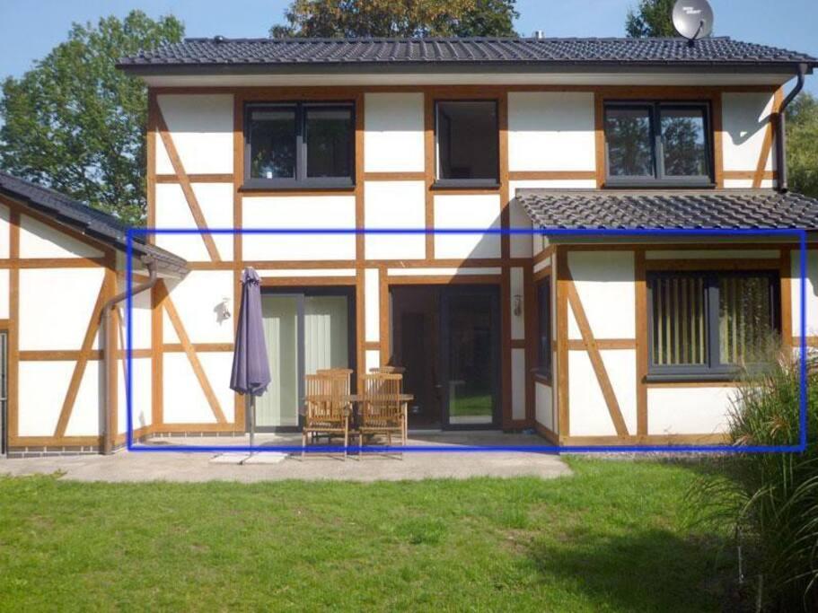 Wohnung 1  Schauen Sie auch auf http://ferienwohnung-draeger.de