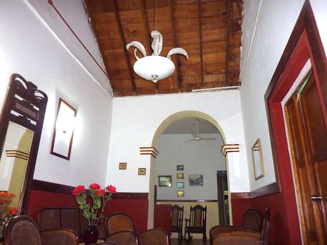Hostal Lucia: habitación 1 (wifi)