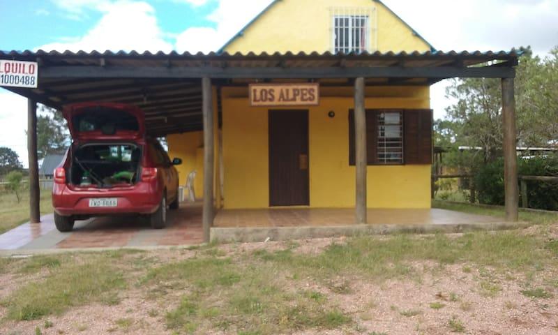 Cabaña en Punta del Diablo - Sarandí - Departamento
