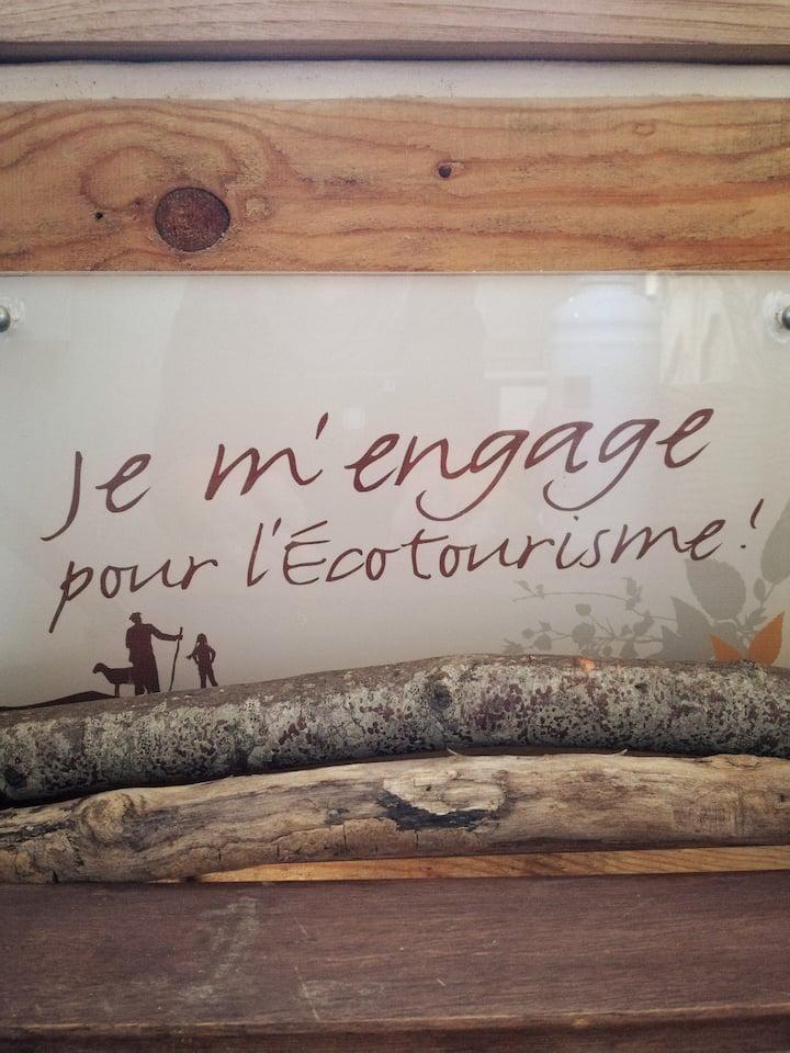 Vacances à 4 en Cévennes à Aumessas [Le Vigan]