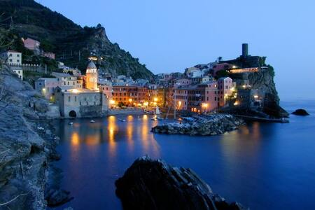 Center Town - Indipendent Flat 1st floor, no steps - 韋爾納扎(Vernazza)