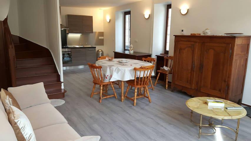 Chambre côté Loire !
