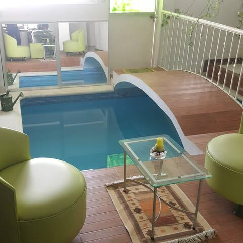 Hospedaje 18.0 en Relajante casa en Cuernavaca