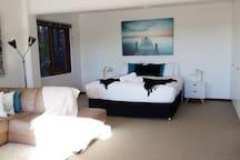 King bedroom downstairs