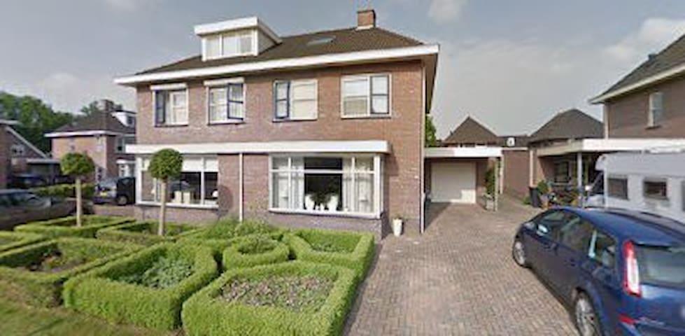 Ruim huis in Drenthe - Gieten - Casa
