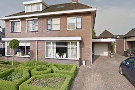Ruim huis in Drenthe - Gieten - 独立屋