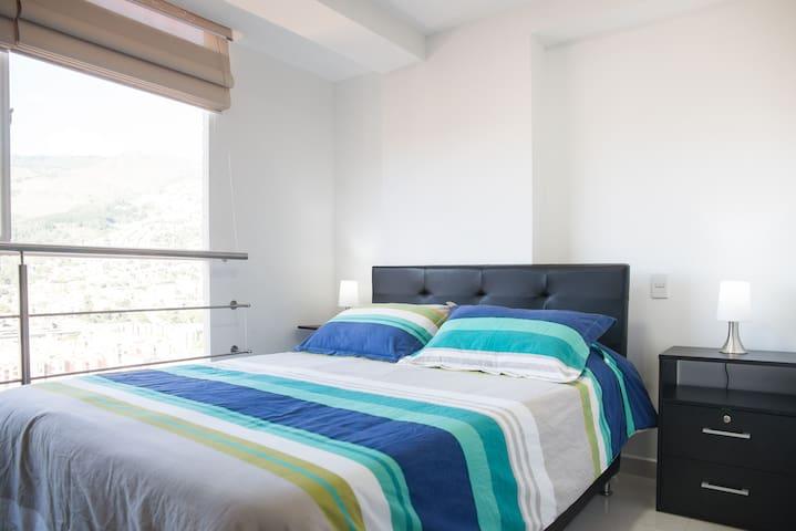 Apartamento ubicado en el centro de Medellín