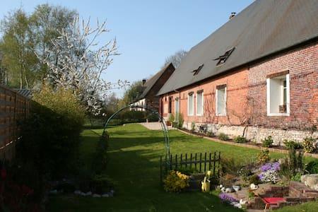 Ancienne dépendance du château - Hugleville-en-Caux