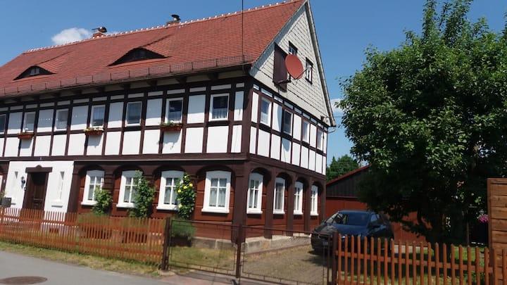 """FW in """"Schienes Häusl""""  (Oberlausitz)"""
