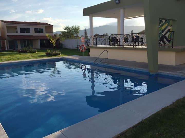 Hermosa casa Jocotepec